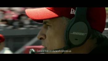 DURACELL Quantum TV Spot, 'NFL On the Line: San Francisco 49ers' [Spanish] - Thumbnail 7
