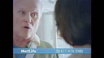 MetLife Guaranteed Acceptance Life Insurance TV Spot, 'Wake Up Call' - Thumbnail 4