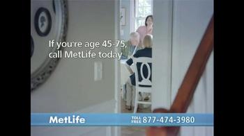MetLife Guaranteed Acceptance Life Insurance TV Spot, 'Wake Up Call' - Thumbnail 5
