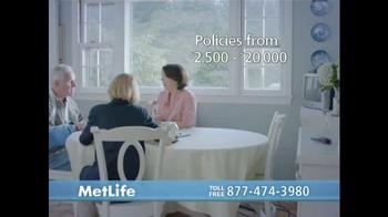 MetLife Guaranteed Acceptance Life Insurance TV Spot, 'Wake Up Call' - Thumbnail 8
