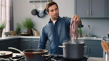 Calphalon TV Spot, 'Culinary Daring Dishwasher Safe'