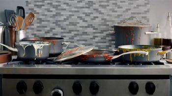 Calphalon TV Spot, 'Culinary Daring Dishwasher Safe' - Thumbnail 7