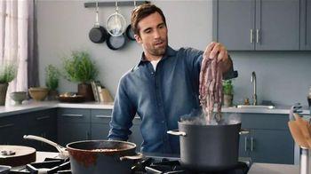 Calphalon TV Spot, 'Culinary Daring Dishwasher Safe'