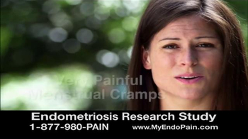 Solstice Study TV Spot, 'Endometriosis Research Study' - Thumbnail 3