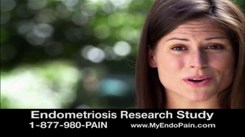 Solstice Study TV Spot, 'Endometriosis Research Study' - Thumbnail 6