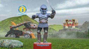 Imaginext Lion's Den Castle TV Spot