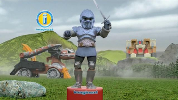 Imaginext Lion's Den Castle TV Spot
