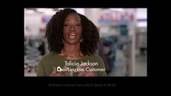Burlington Coat Factory TV Spot, 'Suits & Dresses for the New Job' - Thumbnail 1