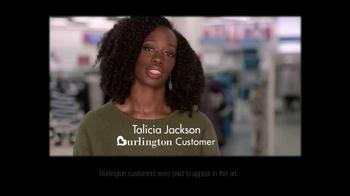 Burlington Coat Factory TV Spot, 'Suits & Dresses for the New Job' - Thumbnail 2
