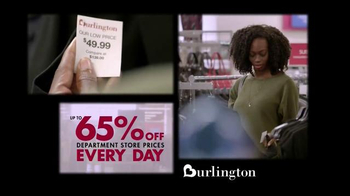 Burlington Coat Factory TV Spot, 'Suits & Dresses for the New Job' - Thumbnail 7