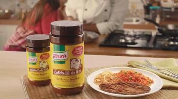 Knorr Caldo Con Sabor de Res TV Spot, 'Padre e Hija' [Spanish] - Thumbnail 10