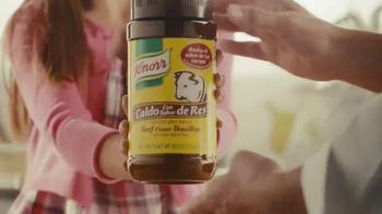 Knorr Caldo Con Sabor de Res TV Spot, 'Padre e Hija' [Spanish] - Thumbnail 2
