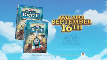 Thomas & Friends: Tale of the Brave DVD TV Spot