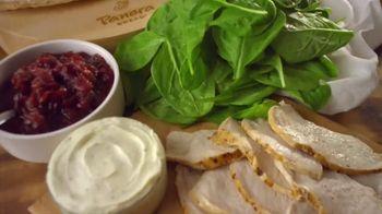 Panera Turkey Cranberry Flatbread TV Spot, 'Perfect Combination'