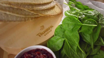 Panera Turkey Cranberry Flatbread TV Spot, 'Perfect Combination' - Thumbnail 1