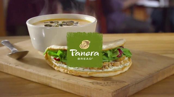Panera Turkey Cranberry Flatbread TV Spot, 'Perfect Combination' - Thumbnail 10