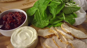 Panera Turkey Cranberry Flatbread TV Spot, 'Perfect Combination' - Thumbnail 2