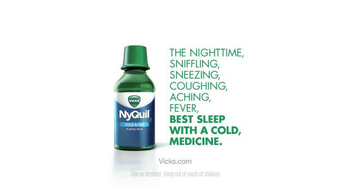 Vicks NyQuil TV Spot, 'Dave' - Thumbnail 7