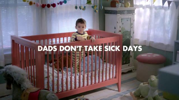 Vicks NyQuil TV Spot, 'Dave' - Thumbnail 4