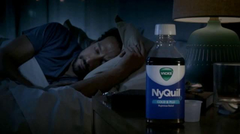 Vicks NyQuil TV Spot, 'Dave' - Thumbnail 5