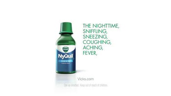 Vicks NyQuil TV Spot, 'Dave' - Thumbnail 6