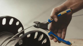 Irwin Vice Grip Curved Jaw Locking Pliers TV Spot, 'Hmm' - Thumbnail 7