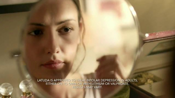 Latuda TV Spot, 'Bipolar Depression'