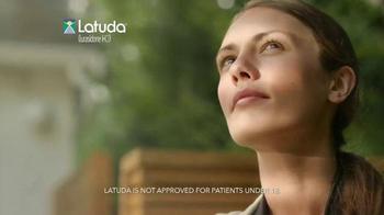 Latuda TV Spot, 'Bipolar Depression' - Thumbnail 3