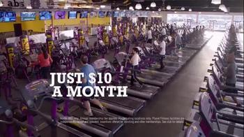Planet Fitness TV Spot, 'Muscle Shirt' - Thumbnail 10