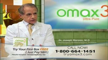 Omax3 TV Spot, 'Mental Sharpness' - Thumbnail 4