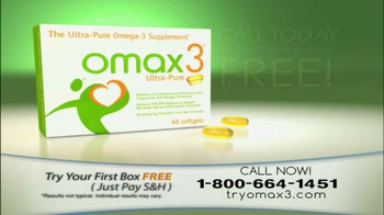 Omax3 TV Spot, 'Mental Sharpness' - Thumbnail 5