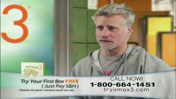 Omax3 TV Spot, 'Mental Sharpness' - Thumbnail 6