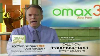 Omax3 TV Spot, 'Mental Sharpness' - Thumbnail 9