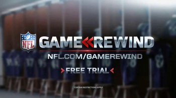 NFL Game Rewind TV Spot - Thumbnail 10