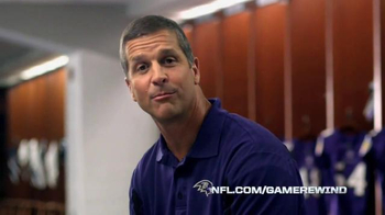 NFL Game Rewind TV Spot - Thumbnail 5