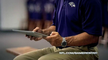 NFL Game Rewind TV Spot - Thumbnail 7
