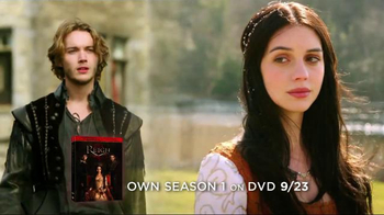 Reign: The Complete First Season DVD TV Spot