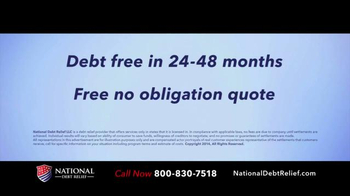 National Debt Relief TV Spot, 'Katie' - Thumbnail 7