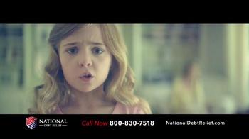 National Debt Relief TV Spot, 'Katie' - Thumbnail 1