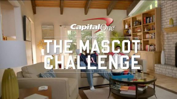 2014 Capital One Mascot Challenge TV Spot, 'Birds & Bees' - Thumbnail 1