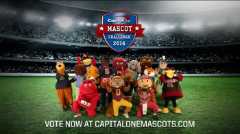 2014 Capital One Mascot Challenge TV Spot, 'Birds & Bees' - Thumbnail 10