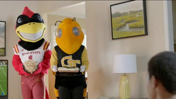 2014 Capital One Mascot Challenge TV Spot, 'Birds & Bees'