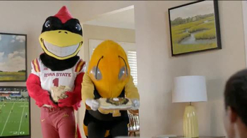 2014 Capital One Mascot Challenge TV Spot, 'Birds & Bees' - Thumbnail 8