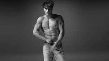 Calvin Klein Jeans TV Spot, '#mycalvins' Featuring Matt Terry, Lara Stone - Thumbnail 3
