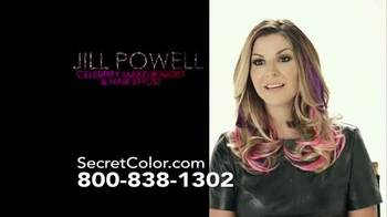 Secret Color TV Spot, 'Live Your Life in Color' Featuring Demi Lovato - Thumbnail 6