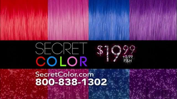 Secret Color TV Spot, 'Live Your Life in Color' Featuring Demi Lovato - Thumbnail 8