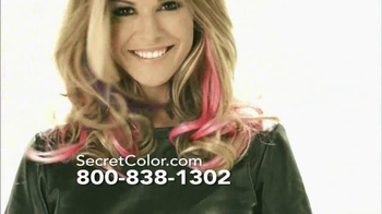 Secret Color TV Spot, 'Live Your Life in Color' Featuring Demi Lovato - Thumbnail 9