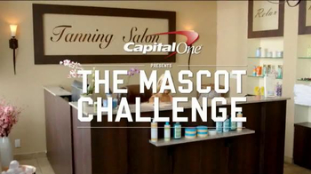 Capital One Mascot Challenge 2014 TV Spot, 'Tan' - Thumbnail 1