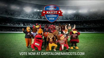 Capital One Mascot Challenge 2014 TV Spot, 'Tan' - Thumbnail 9