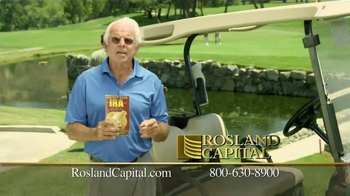Rosland Capital Gold and Silver IRAs TV Spot, 'Golf' - Thumbnail 6